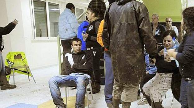 alluvione 2009, banca popolare del mezzogiorno, centro polifunzionale giampilieri, giampilieri, Messina, Archivio