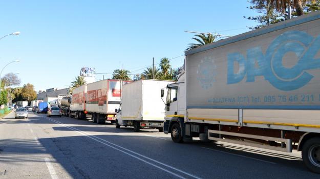 governo, reggio calabria, tir al porto, Francesco Cannizzaro, Reggio, Calabria, Politica