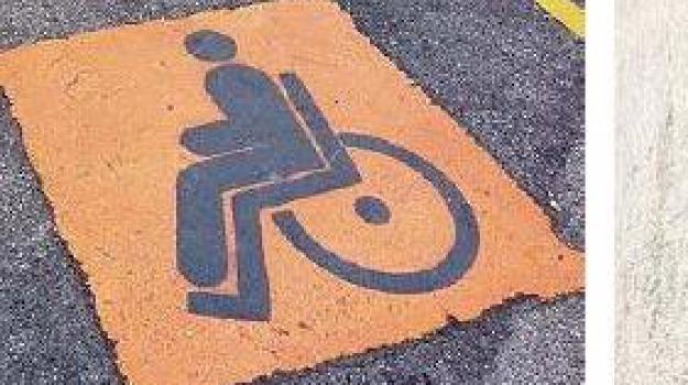 messina, trasporto disabili, Messina, Archivio