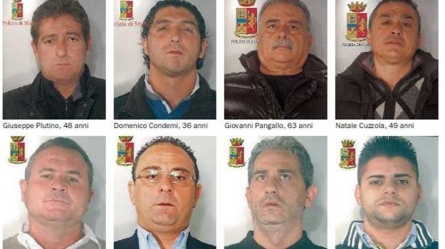 cosche s. giorgio, Reggio, Calabria, Archivio