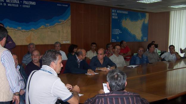 cas, consorzio autostrade siciliane, nino gazzara, Messina, Archivio