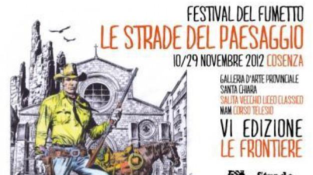 cosenza, festival del fumetto, tex willer, Cosenza, Calabria, Archivio