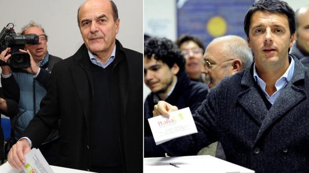 ballottaggio, bersani, centrosinistra, primarie, renzi, Calabria, Archivio, Cronaca
