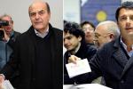 Bersani al 44,9% Renzi al 35,5%