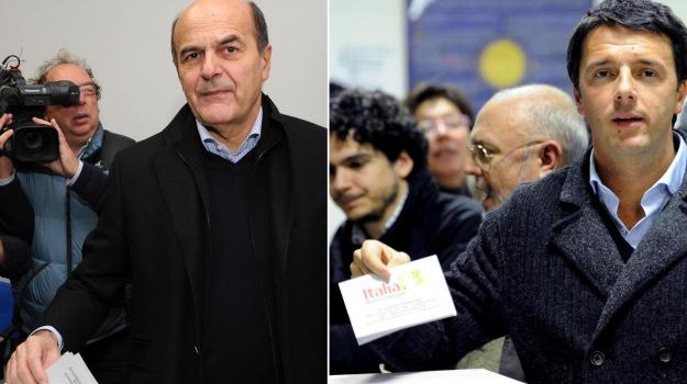 ballottaggio, bersani, primarie, renzi, Sicilia, Archivio, Cronaca
