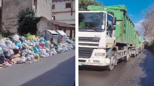 emergenza rifiuti, gioia tauro, Reggio, Calabria, Archivio