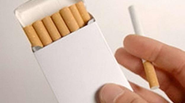 anonimi, pacchetti, sigarette, Calabria, Archivio