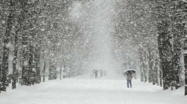 freddo, neve, Calabria, Archivio