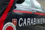 Caschi e pistola trovati da carabinieri, sventata azione criminale