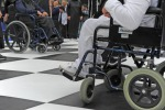 Disabili: il Papa esorta leggi per la tutela