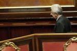 Pdl non vota la fiducia: governo in bilico