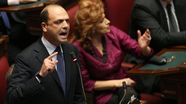 alfano, crisi di governo, pdl, Sicilia, Archivio, Cronaca