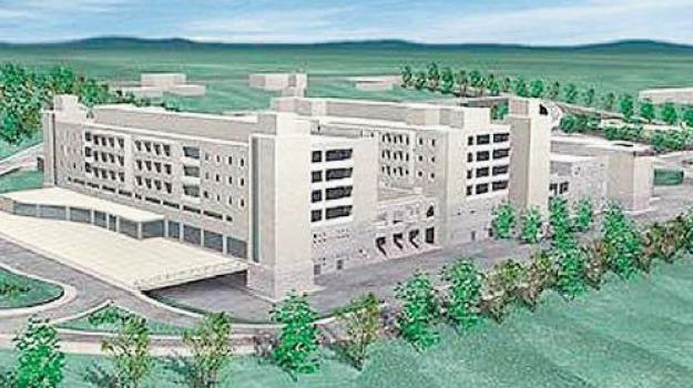 ospedale, Catanzaro, Calabria, Archivio