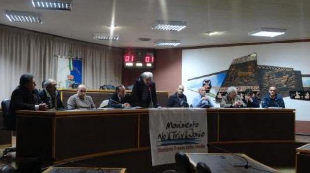 amendolara, manifestazione sindaci, maria rita d'orsogna, policoro, trivellazioni jonio, Calabria, Archivio