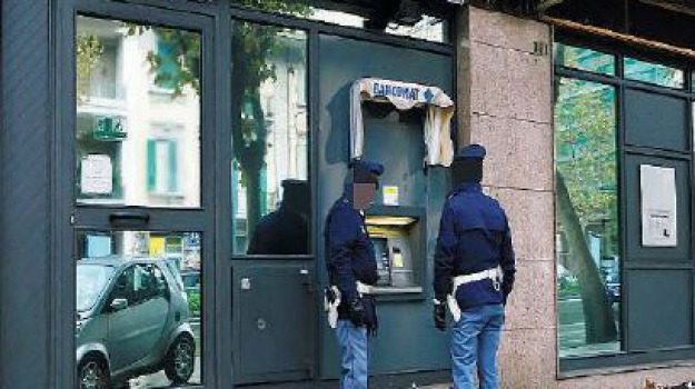 bancomat, Messina, Archivio