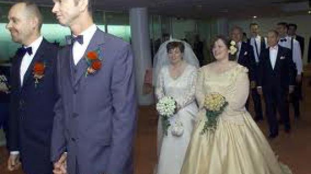 matrimoni gay, Sicilia, Archivio, Cronaca