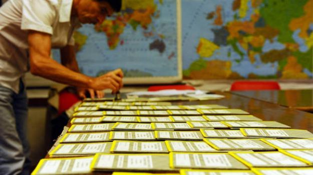 election day, Sicilia, Archivio, Cronaca