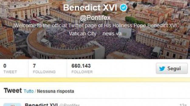 tweet papa, Sicilia, Archivio, Cronaca