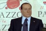 Berlusconi: mi ritiro se si candida Monti