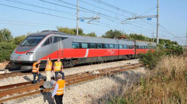 adriana musella, bloccata, treno, Calabria, Cronaca