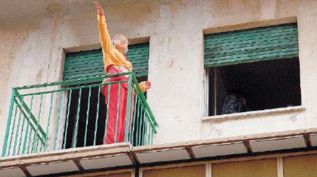 bebè, finestra, Reggio, Calabria, Archivio