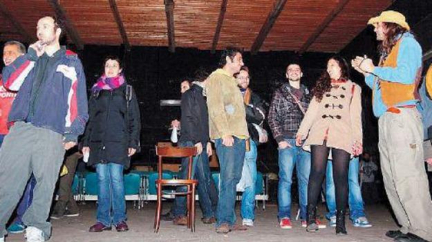 cortei politici, Messina, Archivio, Cronaca