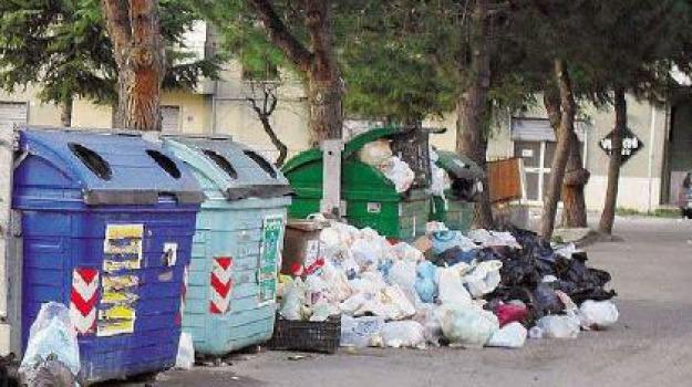 rifiuti, rossano, Calabria, Archivio