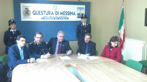 estorsioni, Messina, Archivio