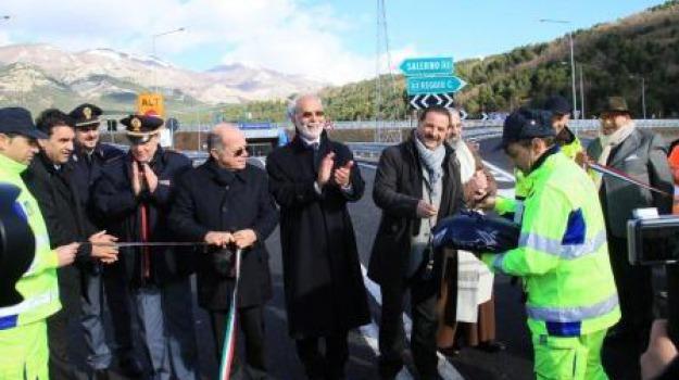 anas, autostrada salerno-reggio calabria, svincolo campotenese, Calabria, Archivio