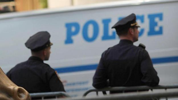 attentato, polizia usa, Sicilia, Archivio, Cronaca