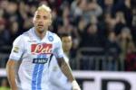 Napoli, scippato Rolex al calciatore Behrami