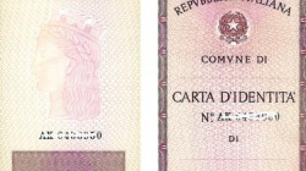 carte d'identita brasiliani, Catanzaro, Calabria, Archivio