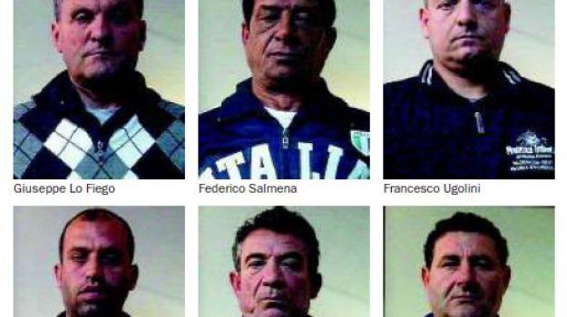 alto ionio, carabinieri, fermi, Cosenza, Calabria, Archivio