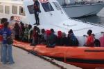 Medaglia al valore civile all'isola di Lampedusa