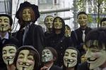 Pedofilia, Anonymous hackera Twitter