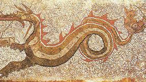 drago di monasterace, Catanzaro, Reggio, Calabria, Archivio