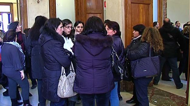 protesta palazzo zanca, Messina, Archivio