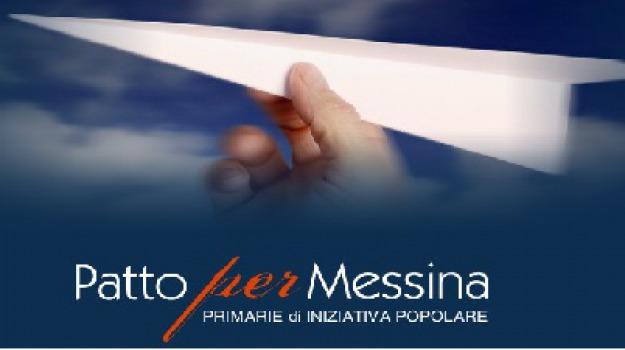 confederazione società civile, patto per messina, primarie, roberto cerreti, Messina, Archivio