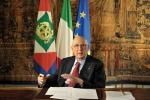 Napolitano, c'è fiducia nell'Italia
