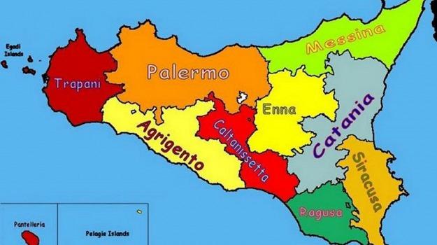 province, sicilia, Sicilia, Archivio