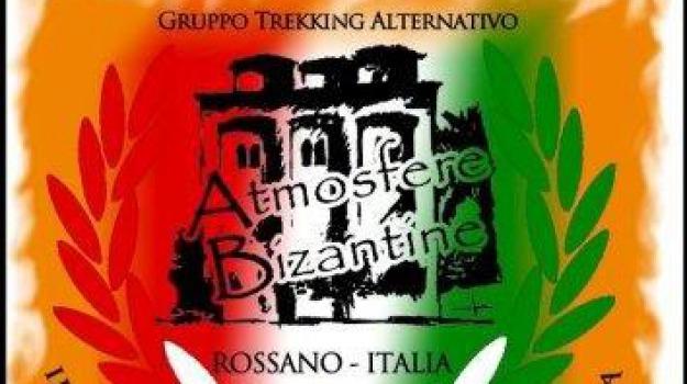 atmosfere bizantine, raccolta fondi, rossano, vittime incidente treno-auto, Sicilia, Archivio