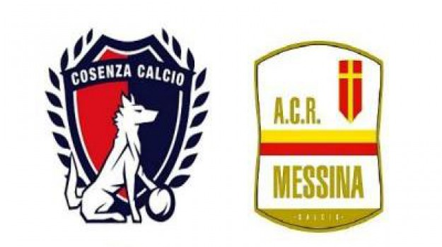 cosenza-messina, Cosenza, Messina, Sport