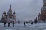 Gelo record in Russia Cresce numero morti