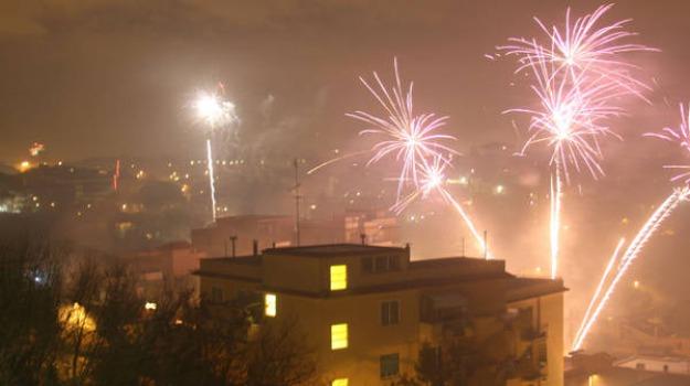 botti capodanno, Catanzaro, Reggio, Calabria, Archivio