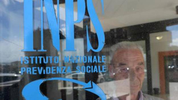 inps, Sicilia, Archivio, Cronaca