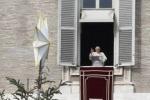 L'augurio a tutti di Benedetto XVI