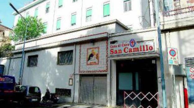 s. camillo, Messina, Archivio