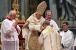 Il Papa ordina 4 nuovi vescovi