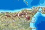 Terremoto magnitudo 2.9 tra Messina e Catania
