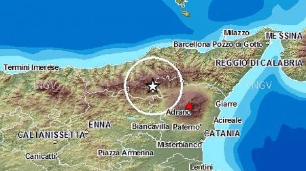terremoto, Sicilia, Archivio, Cronaca